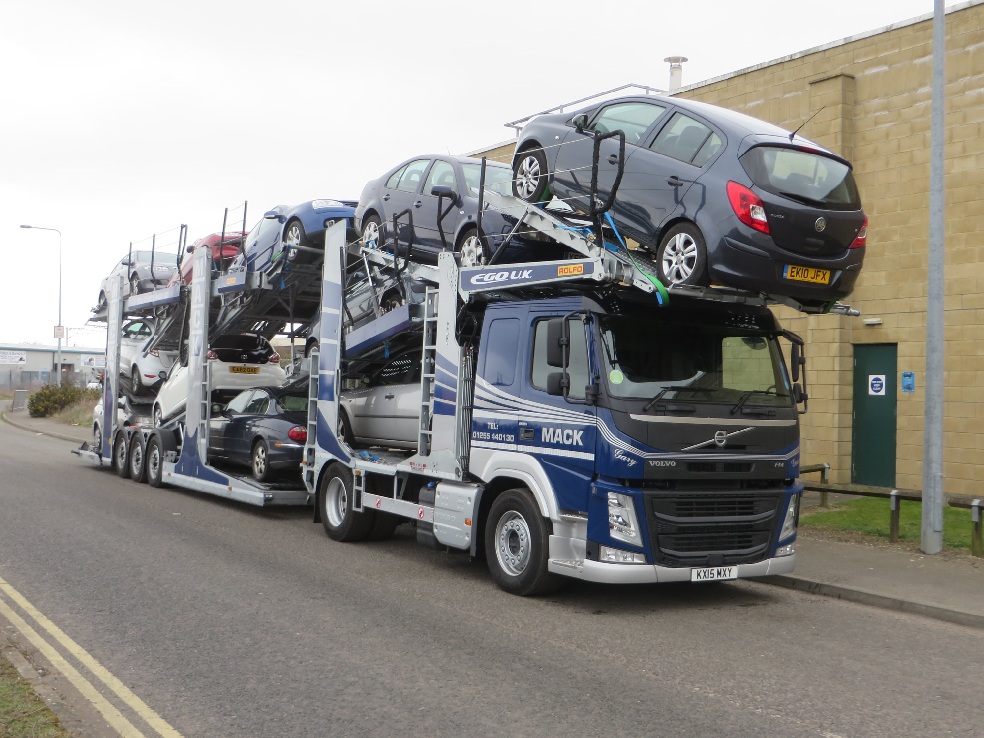 Car Carrier For Sale >> News » Mack Transport LTD